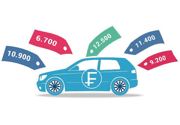 home - Évaluation voiture suisse