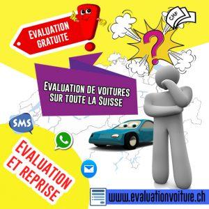 Évaluation de reprise voiture
